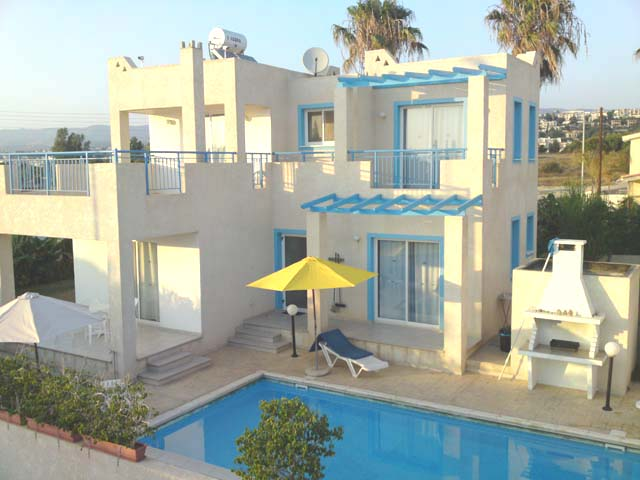 Holidays Villa Rent To Limasol,Properties Houses
