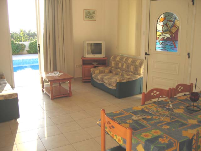 Bungalow villas for rent in chlorakas